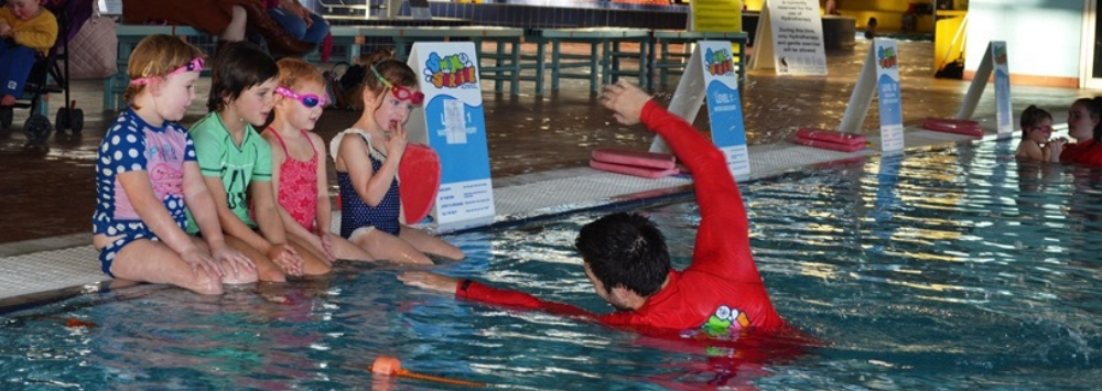 2c293be7e00 Prior to the commencement of their next session, each child will receive a  Swim and Survive level assessment informing parents which level ...